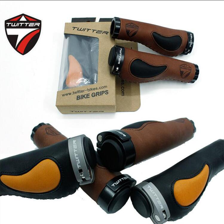 TW-GP4  cowhide and quick-release  Grips